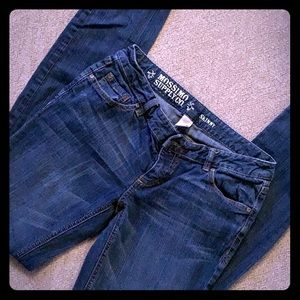 Mossimo jeans skinny